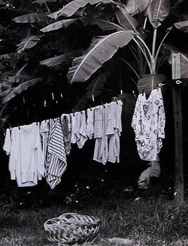 Christy Usilton - Ginas Clothes Line
