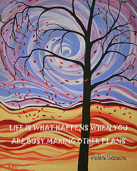 Kathy Peltomaa Lewis - Life  Is What Happens