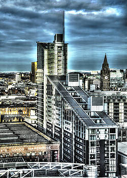 Nick Field - Manchester Buildings HDR