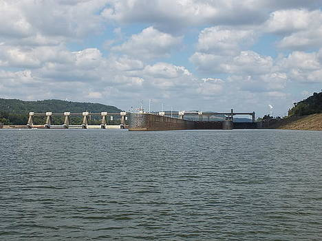 Melissa Lightner - Pike Island Locks and Dam