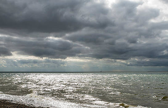Fizzy Image - stormy day at Maldon Essex