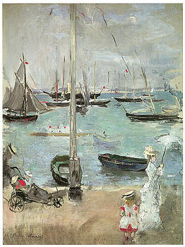 Berthe Morisot - West Cowes Isle of Wight