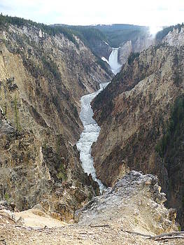 Jeffrey Randolph - Yellowstone Grand Canyon