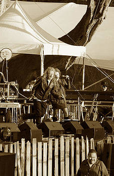 Dennis Jones - Robert Plant 5621 Sepia