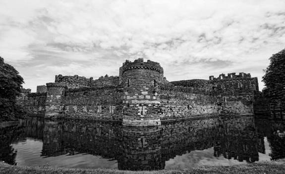 Julie Williams - Beaumaris Castle