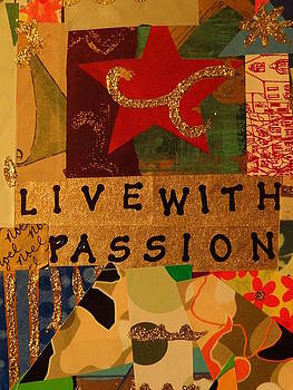 Nancy Fillip - Live with Passion