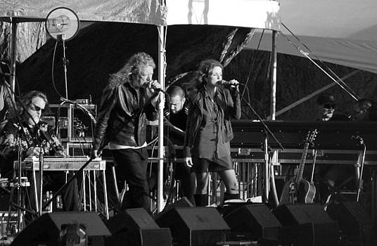 Dennis Jones - Robert Plant 5585 BW