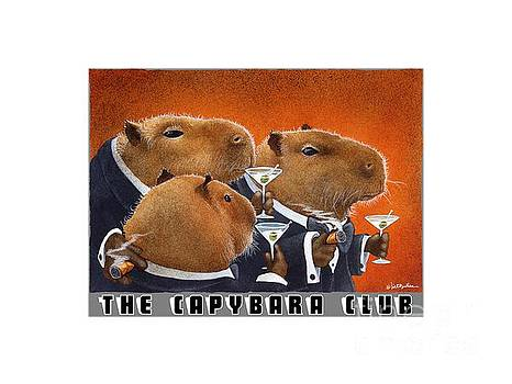 Will Bullas - The Capybara Club