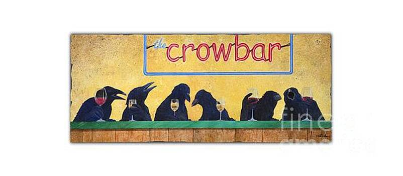 Will Bullas - crowbar...