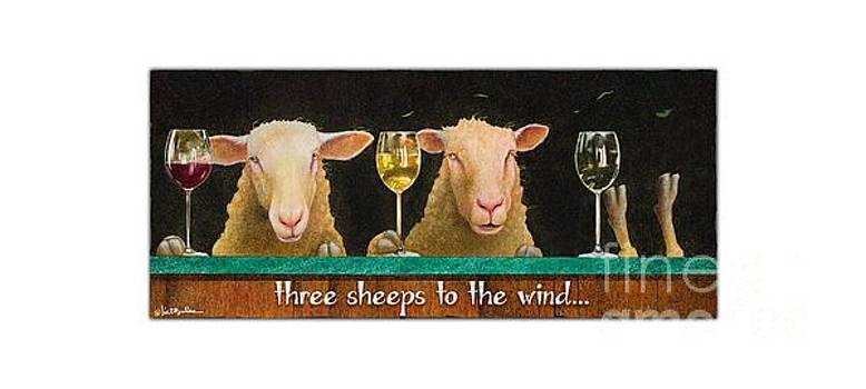 Will Bullas - three sheeps to the wind...