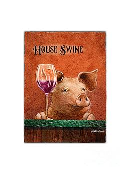 Will Bullas - house swine...