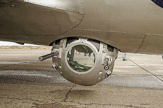 Allen Sheffield - B-17 Ball Turret