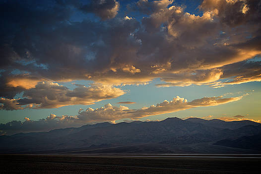 Ricky Barnard - Badwater Road Sunset