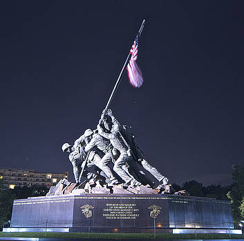 Chuck Smith - Iwo Jima Memorial