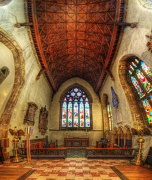 Yhun Suarez - Loughborough Church - Altar Vertorama