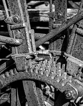 Allen Sheffield - Old Farm Machinery #2