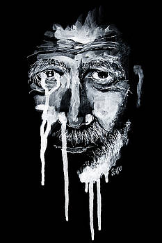 ZileArt  - Old Man Portrait