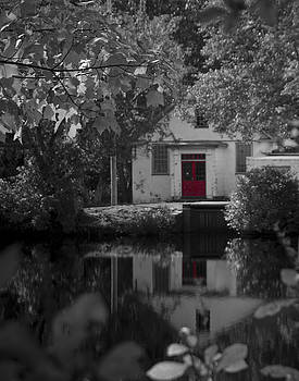 Mark Wiley - Red Door at Mill Pond