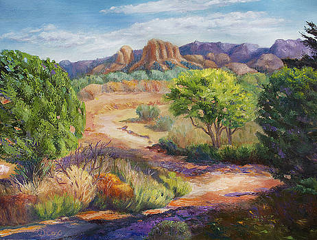 Diana Cox - Red Rock Crossing