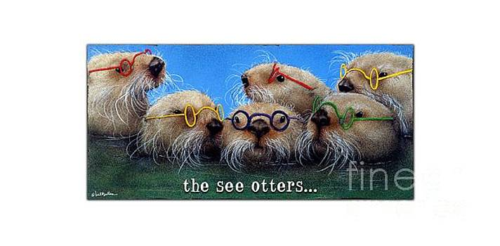 Will Bullas - see otters...