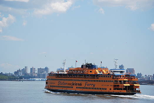 Michelle Cruz - Staten Island Ferry