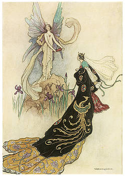 Warwick Goble - The Fairy Book