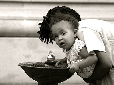 LeeAnn Alexander - The Water Fountain IV