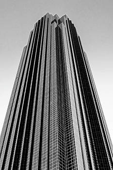 Allen Sheffield - Very Tall Building in Black and White