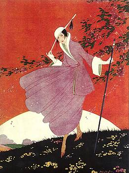 Alex Rahav - Vogue poster 1916