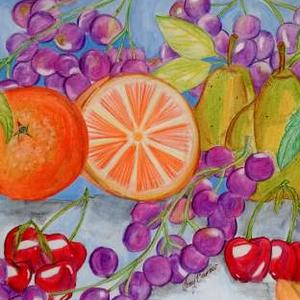 Still Life with Vibrant Energy and Colour Art Competition