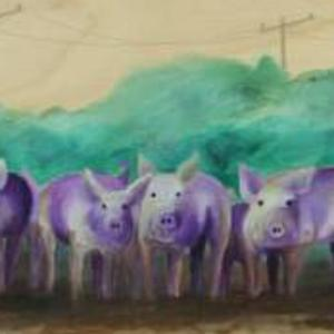 Farm and Ranch Animals  Art Competition