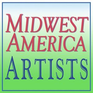 Summer Logo for Midwest America Artists Art Competition