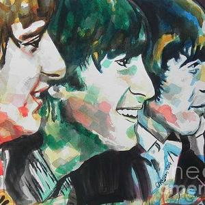 The Beatles In All Mediums Art Competition