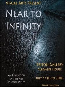 Visual Arts Presents Near To Infinity