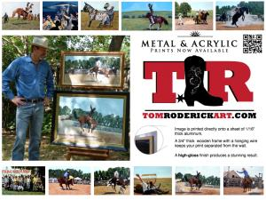 Rodeo And Cowboy Art By Boulder Artist Tom Roderick
