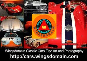 The Classic Cars Art And Photography Collection By Wingsdomain Art And Photography
