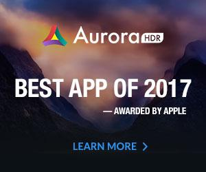 Aurora HDR 2019 Processing Software