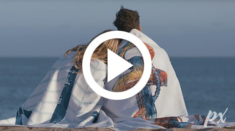 Beach Towel Video